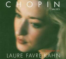 CHOPIN, FREDERIC - VALSES