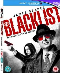 TV SERIES - BLACKLIST - SEASON 3