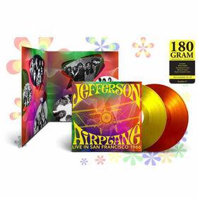 JEFFERSON AIRPLANE - LIVE IN SAN FRANCISCO 1966 -HQ-