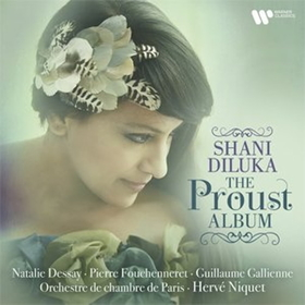 DILUKA, SHANI - PROUST ALBUM