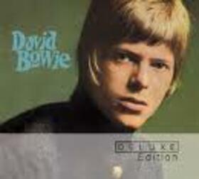 BOWIE, DAVID - DAVID BOWIE -DELUXE-