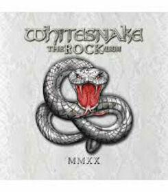 WHITESNAKE - ROCK ALBUM