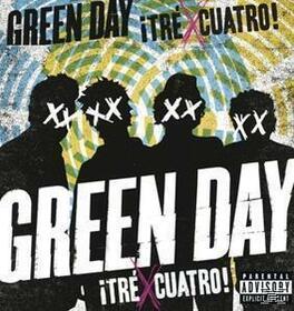 GREEN DAY - TRE! - CUATRO