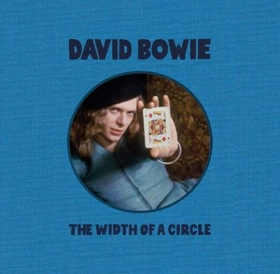 BOWIE, DAVID - WIDTH OF A CIRCLE -BOOK-