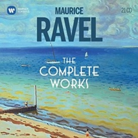 RAVEL, MAURICE - COMPLETE WORKS =BOX=