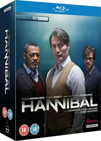 TV SERIES - HANNIBAL - SEASONS 1-3