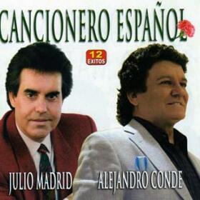 MADRID, JULIO - CANCIONERO ESPAÑOL