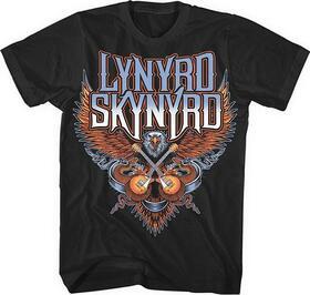 LYNYRD SKYNYRD  - CROSSED GUITARS -XXXL-..