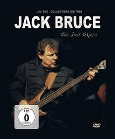 BRUCE, JACK - LOST TAPES
