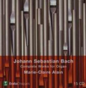 BACH, JOHANN SEBASTIAN - COMPLETE ORGAN WORKS