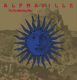 ALPHAVILLE - BREATHTAKING BLUE -DELUXE- + DVD