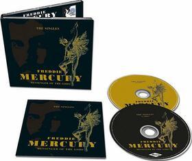 MERCURY, FREDDIE - MESSENGER OF THE GODS - SINGLES