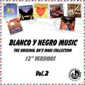 VARIOUS ARTISTS - I LOVE BLANCO Y NEGRO MUSIC 2 2014 =BOX=