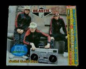 BEASTIE BOYS - SOLID GOLD HITS -DLX JPN- + DVD
