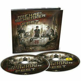 SCHENKER, MICHAEL - RESURRECTION + DVD