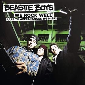 BEASTIE BOYS - WE ROCK WELL: RARE TV..