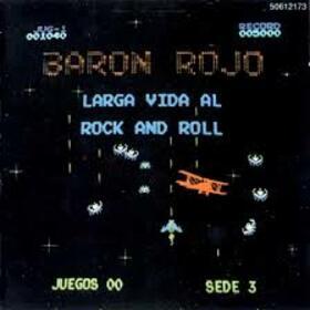 BARON ROJO - LARGA VIDA AL ROCK AND ROLL