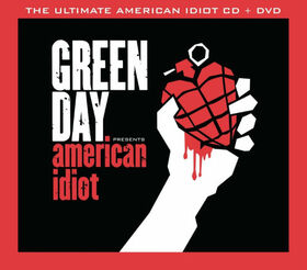 GREEN DAY - ULTIMATE AMERICAN IDIOT + CD