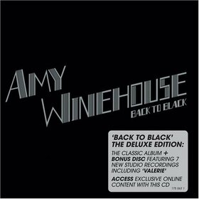 WINEHOUSE, AMY - BACK TO BLACK -DELUXE-