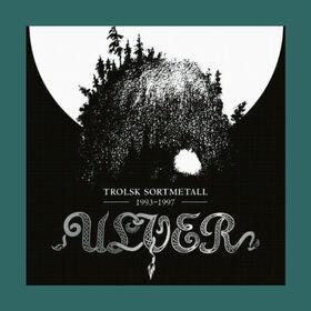 ULVER - TROLSK SORTMETALL 1993-1997 -BOX SET-