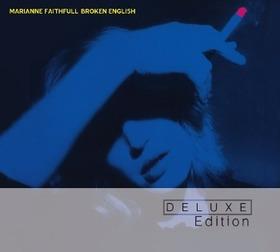 FAITHFULL, MARIANNE - BROKEN ENGLISH -DELUXE-