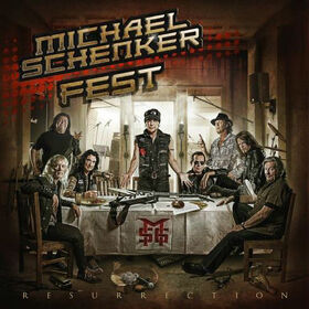 SCHENKER, MICHAEL - RESURRECTION