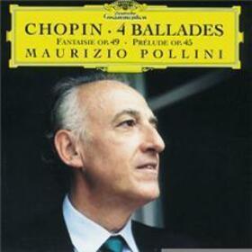 CHOPIN, FREDERIC - BALLADES/FANTAISIE/PRELUD