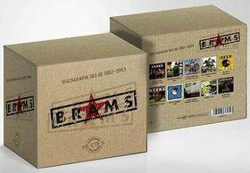 BRAMS - DISCOGRAFIA DES DE 1992-2003 =BOX=