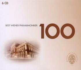 VARIOUS ARTISTS - 100 BEST WIENER PHILARMONIKER 2010