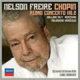 CHOPIN, FREDERIC - PIANO CONCERTO NO.2