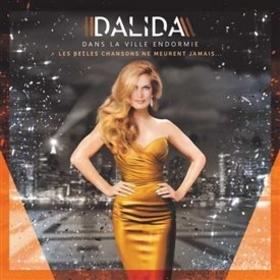 DALIDA - DANS LA VILLE ENDORMIE -HQ-