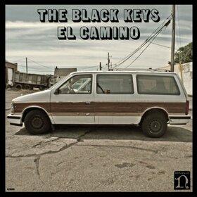 BLACK KEYS - EL CAMINO -LP+CD-