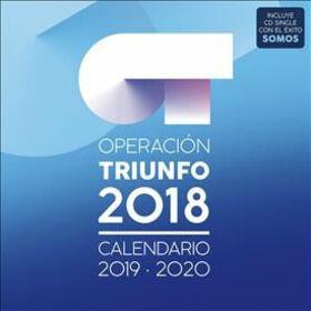 VARIOUS ARTISTS - OPERACION TRIUNFO 2018 - CALENDARIO