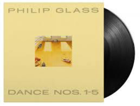 GLASS, PHILIP - DANCE NOS. 1-5 -HQ-