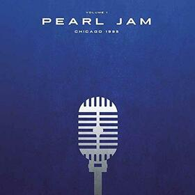 PEARL JAM - CHICAGO 1995 VOL.1 (COLOR)