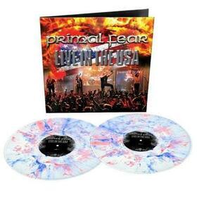 PRIMAL FEAR - LIVE IN THE USA -LTD-