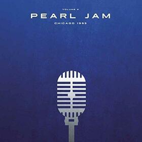PEARL JAM - CHICAGO 1995 VOL.2 (COLOR)