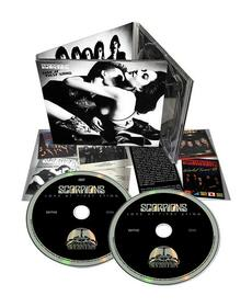 SCORPIONS - LOVE AT FIRST STING LIVE + DVD