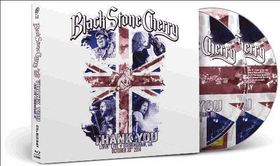 BLACK STONE CHERRY - THANK YOU - LIVIN' LIVE + BLURAY