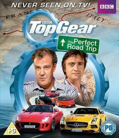 TV SERIES - TOP GEAR: PERFECT ROAD..