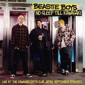 BEASTIE BOYS - NO SLEEP TILL KAWASAKI - 1992