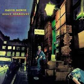BOWIE, DAVID - RISE AND FALL OF ZIGGY STARDUST & SPIDERS MARS