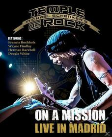 SCHENKER, MICHAEL - ON A MISSION - LIVE IN MADRID