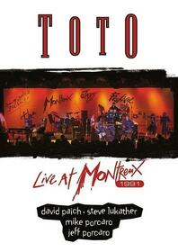 TOTO - LIVE AT MONTREUX 1991