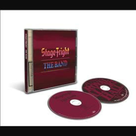 BAND - STAGE FRIGHT -DELUXE-