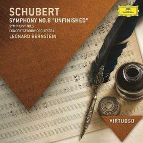 SCHUBERT, FRANZ - SYMPHONIES NO.5 & 8