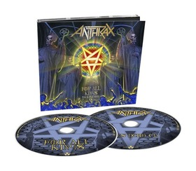 ANTHRAX - FOR ALL KINGS -SPEC-