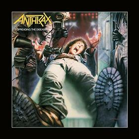 ANTHRAX - SPREADING THE DISEASE -DELUXE-