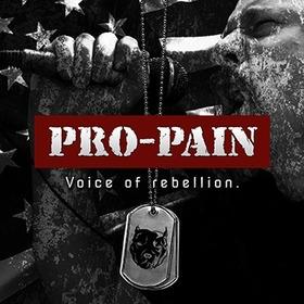 PRO-PAIN - VOICE OF REBELLION -LTD-