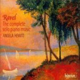 RAVEL, MAURICE - COMPLETE SOLO PIANO MUSIC